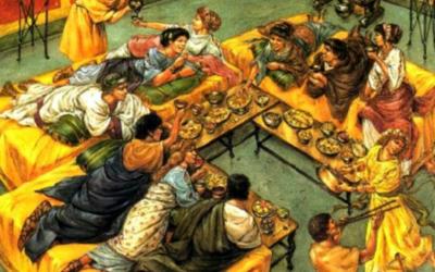 I romani curavano la celiachia con ginseng e curcuma