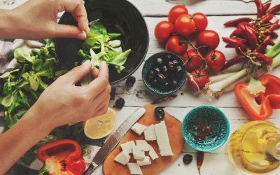Cucinare senza glutine in sicurezza