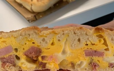 Pizza di Pasqua gluten free e senza latte: la ricetta