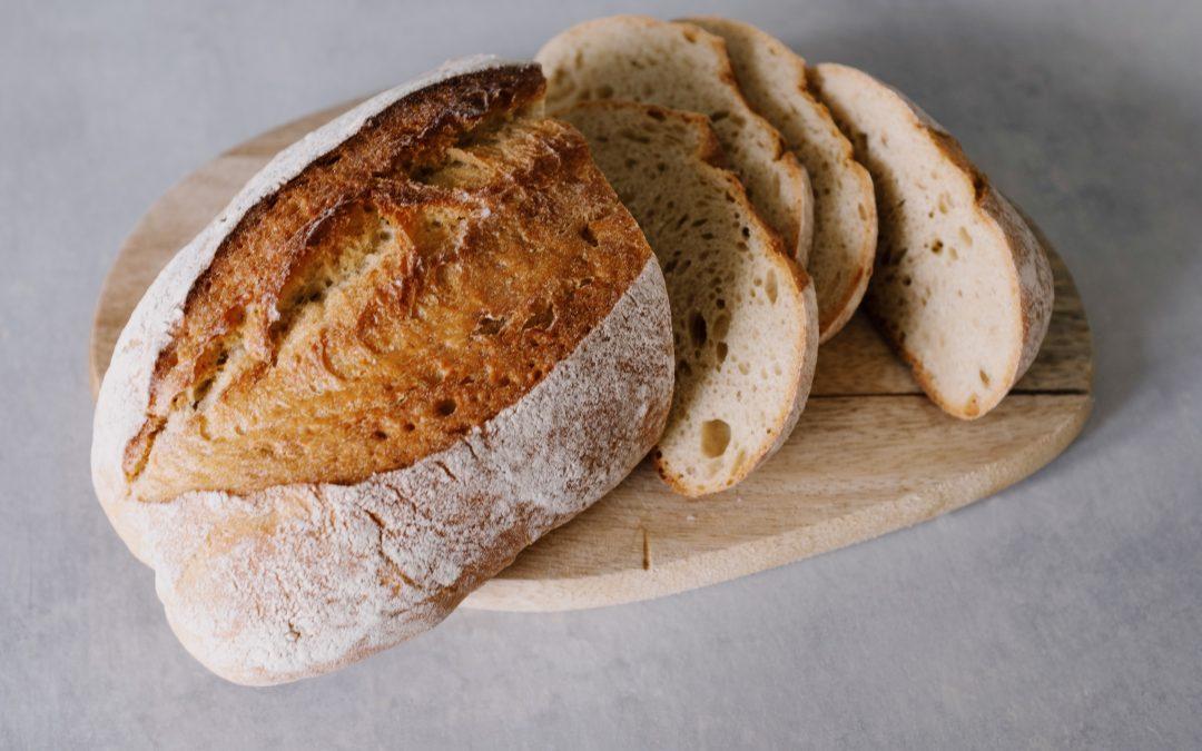 Pane senza glutine e senza lievito fatto in casa