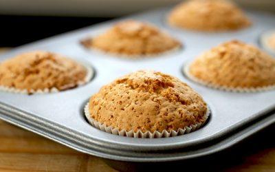 Muffin con farina di riso: come prepararli