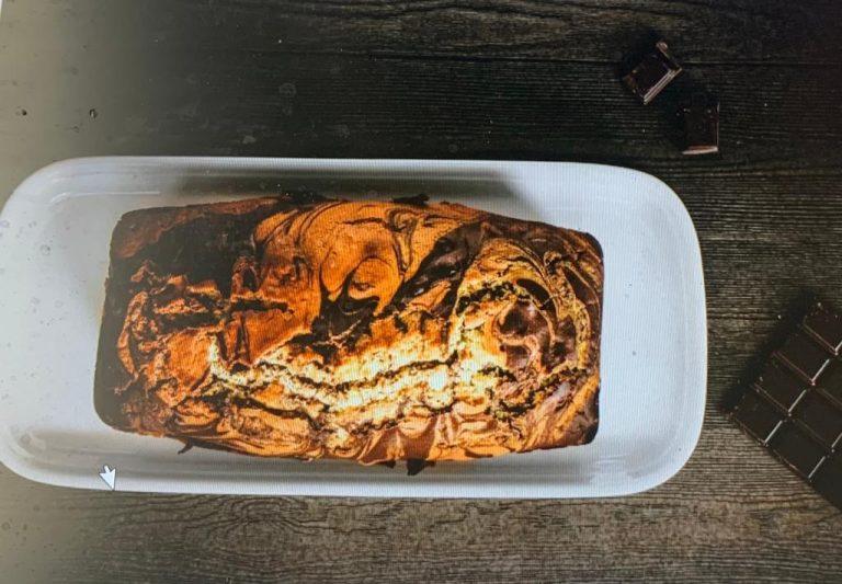 torta con farina di sorgo