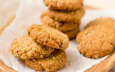 Biscotti d'avena in fiocchi: ricetta semplice