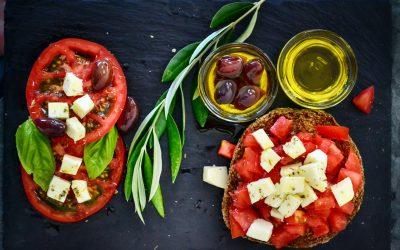 Celiachia senza rinunce: il piacere della dieta mediterranea